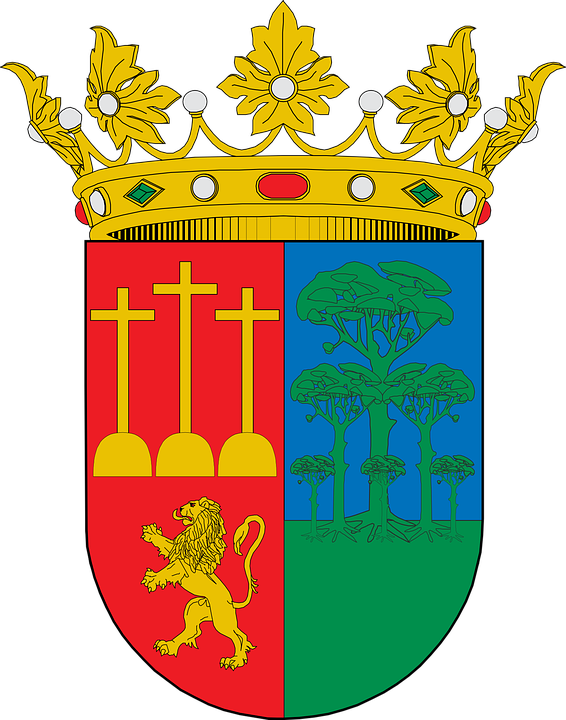Benasau, Coat Of Arms, Heraldry, Alicante, Municipality