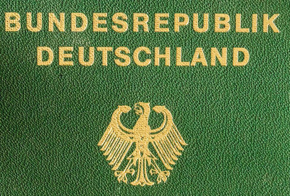 Federal Republic Of Germany, Coat Of Arms, Adler