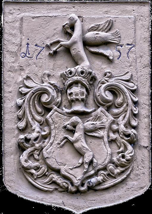 Coat Of Arms, Heraldry, Full Coat-of-arms, Symbol