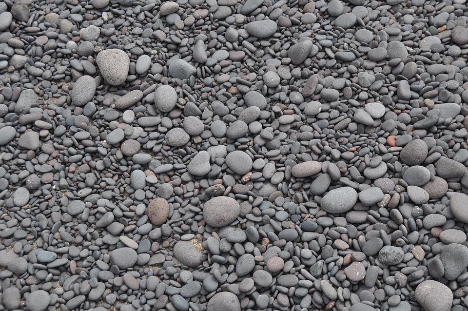 Stone, Rock, Gravel, Cobble, Surface