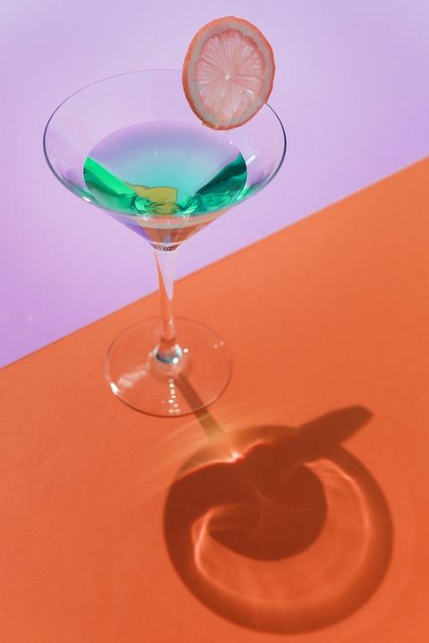 Drink, Glass, Cocktail, Desktop, Alcohol, Alcoholic