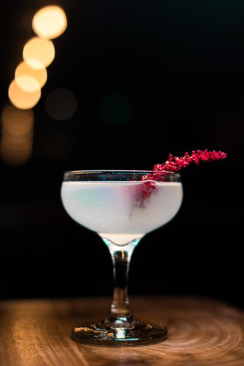 Drink, Cocktail, Cup, Glass, Beverage, Bar, Pub
