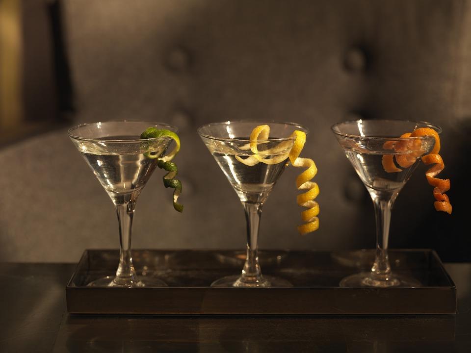 Martini, Cocktail, Libation