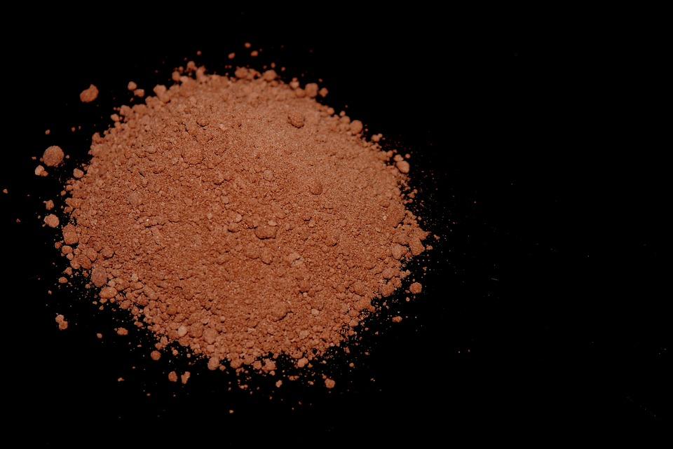 Cocoa, Chocolate, Brown, Black, Powder