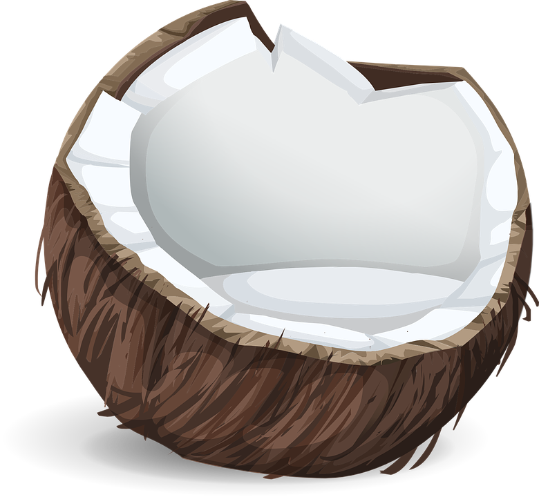 Coconut, Icon, Fruit, Food, Tropical Fruit, Fruits