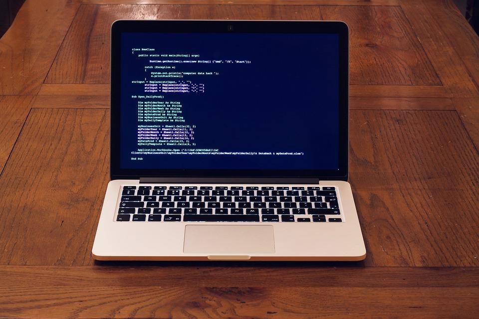 Macbook, Hack, Code, Data, Gdpr, Breach, Computer