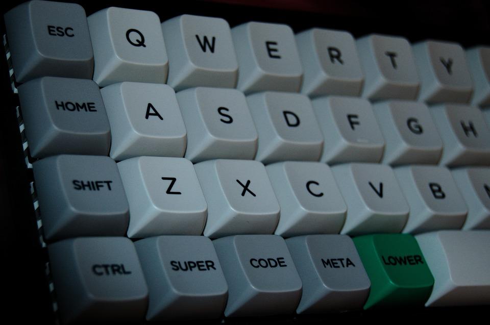 Free photo Code Keyboard Mini Ortho-linear Computer - Max Pixel
