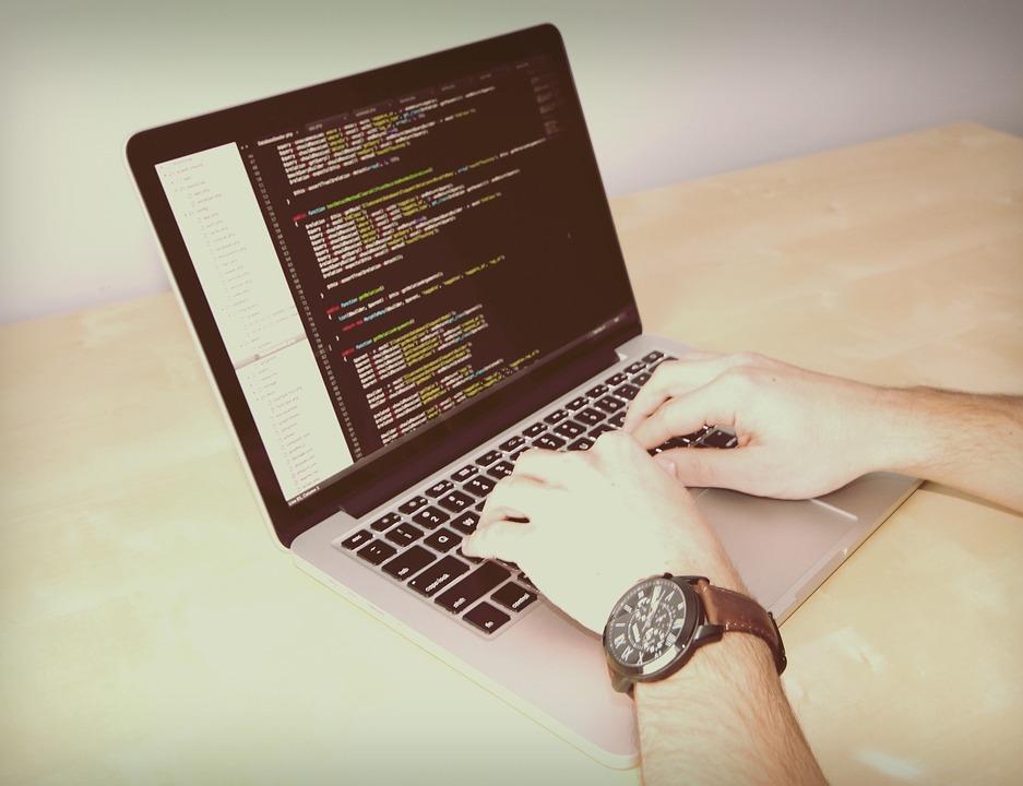 Laptop, Macbook, Computer, Technology, Business, Coding