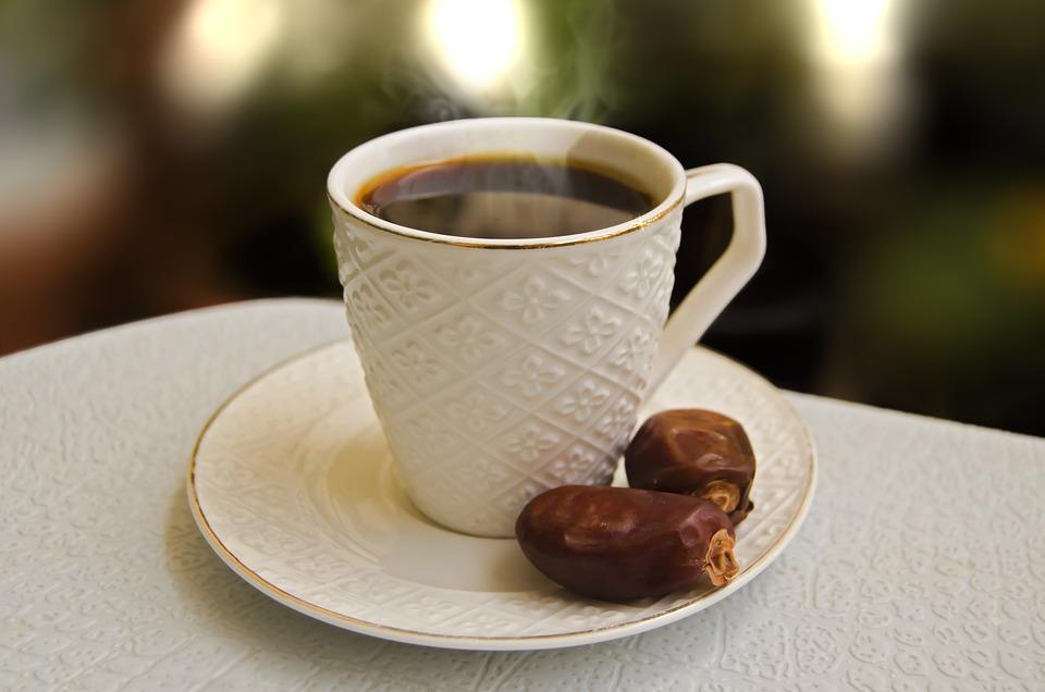 Turkish Coffee, Coffee, Date, Morning, Cafe, Arabic