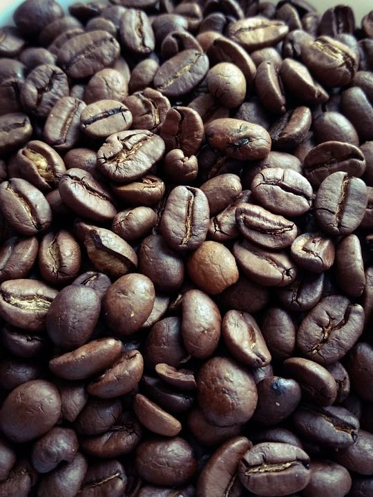 Coffee, Coffee Beans, Beans, Beverages, Roasting