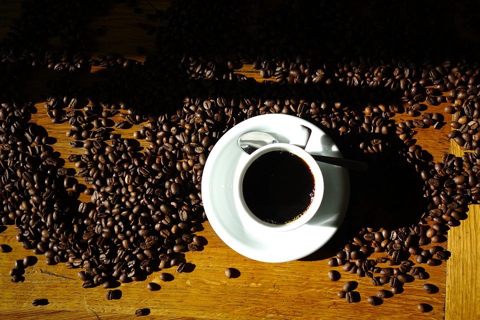 Coffee, Cafe, Coffee Cup, Coffee Beans, Drink, Caffeine