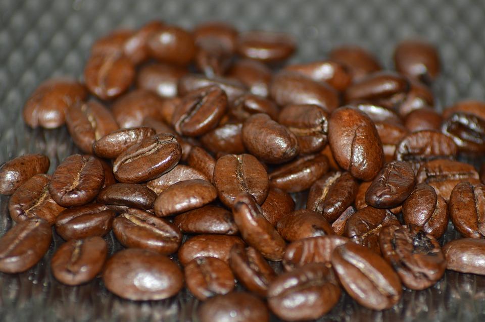 Coffee Beans, Macro, Countertop, Coffee, Douwe Egberts
