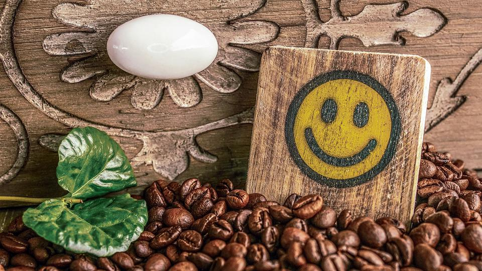 Coffee Beans, Roasted Coffee Beans, Roasted, Caffeine