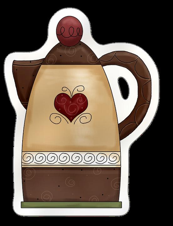 Coffeepot, Coffee, Can