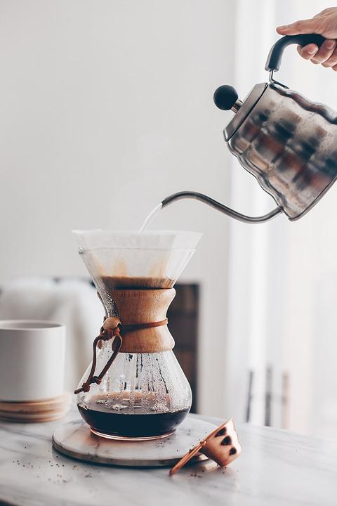 Coffee, Chemex, Cup