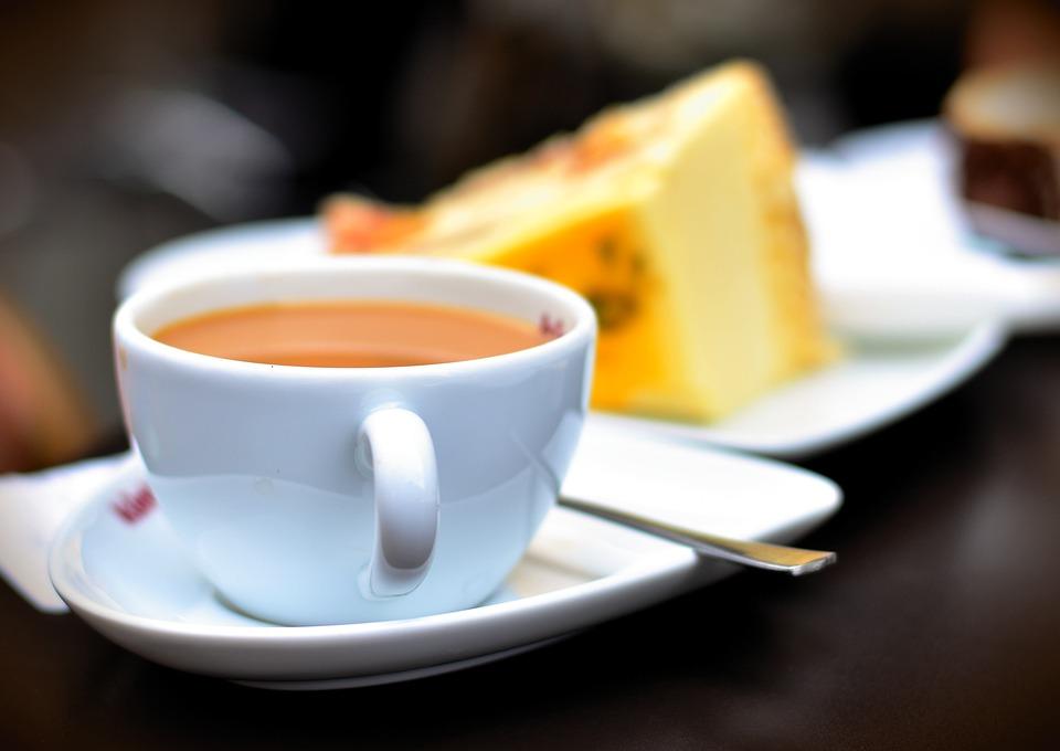 Coffee Cup, Coffee, Coffee And Cake, Cake, Black Coffee