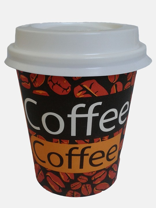 Coffee, Cup Of Coffee, Disposable Cups