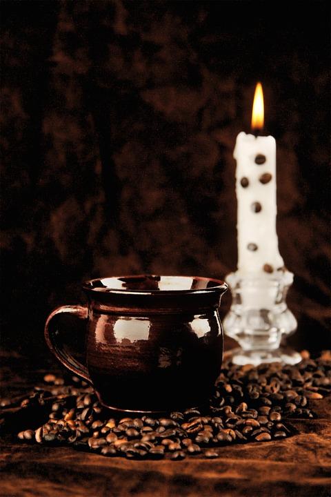 Coffee, Brown, Grain, Coffee Grinder, Cup, Grain Coffee