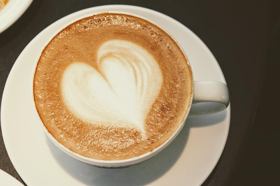 Coffee, Heart, Coffee Love, Coffee Lovers, Herzchen