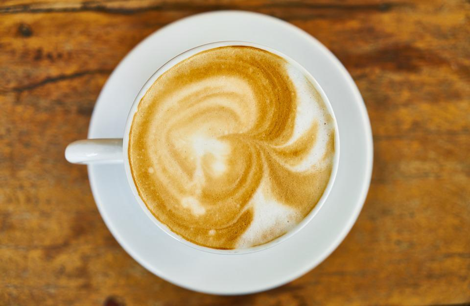 Coffee, Beverage, Cafe, Macro, Photo, Caffeine, Wood