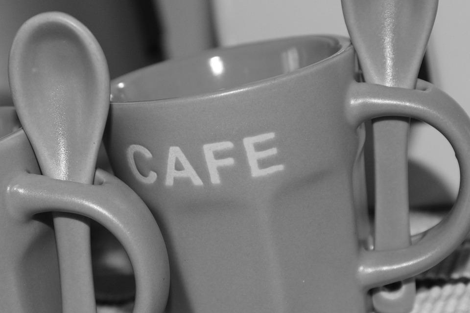 Still Lifes, Coffee Mug, Coffee Spoon, Coffee