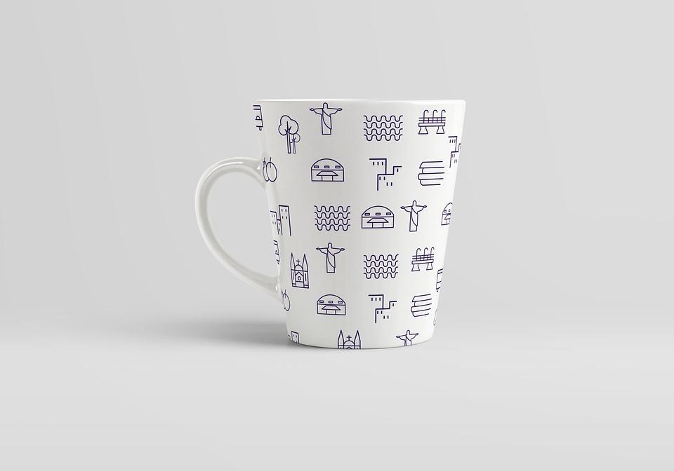 Coffee, Mug, Cup
