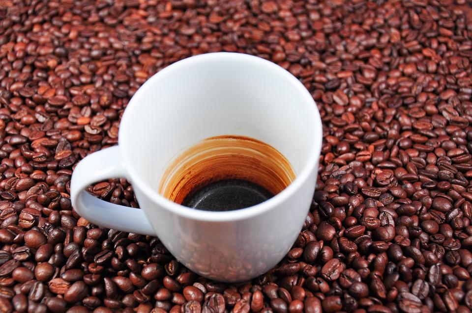 Coffee, Empty Cup, Coffee Mugs, Nice Pattern
