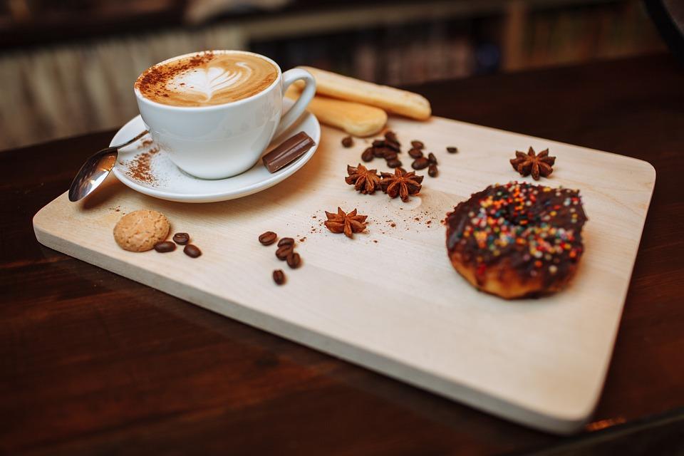 Food, Coffee, Hot, Breakfast, Cappuccino, Nutrition