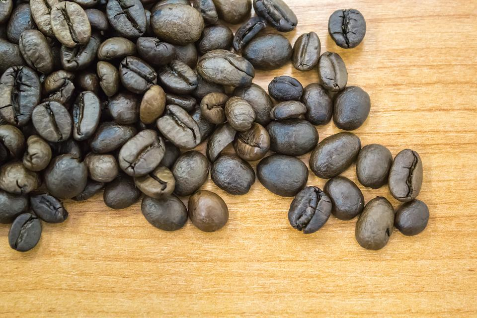 Coffee, Coffee Bean, Of The Blank