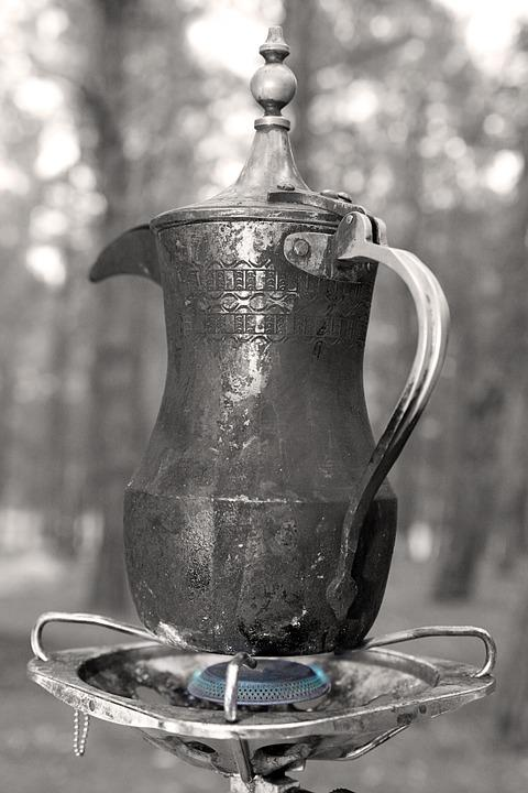 Percolator, Coffee, Natural