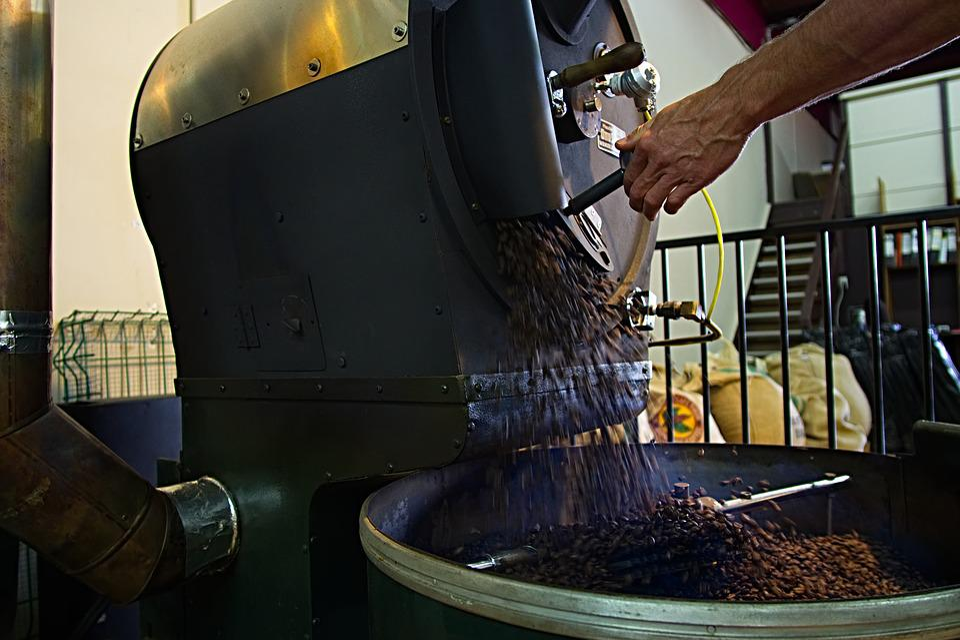 Coffee, Roasting, Roaster, Black, Grains, Coffee Break