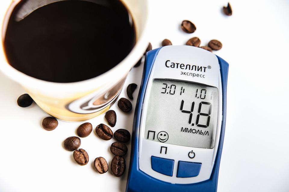 Satellite Express, The Meter, Diabetes, Elta, Coffee