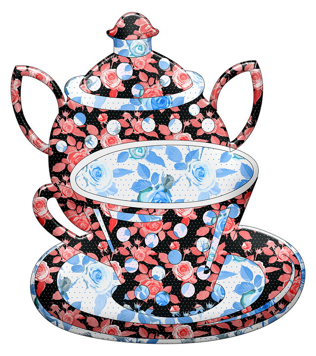Tea Set, Tea Cup, Sugar, Teacup, Teapot, Coffee