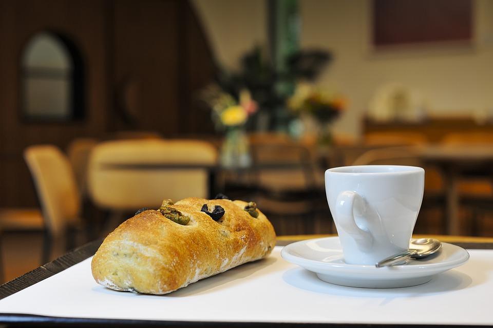 Bread, Coffee, Bakery, The Rest, Relax, Breakfast, Food
