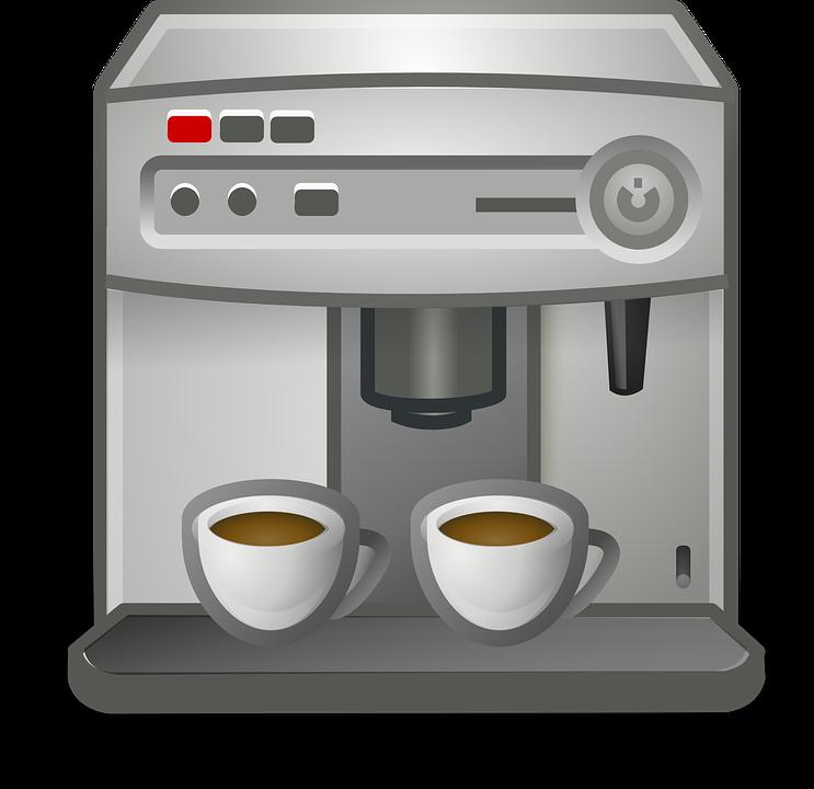 Coffee, Coffeemaker, Cup, Machine, Automatic, Espresso