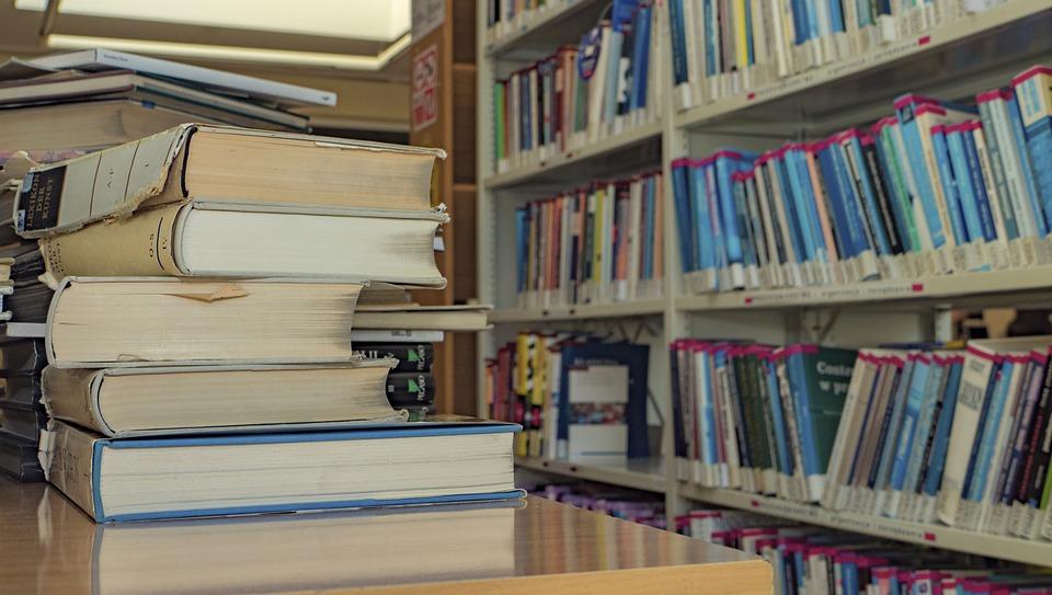 Bookcase, Library, Regiment, Literature, Cognition