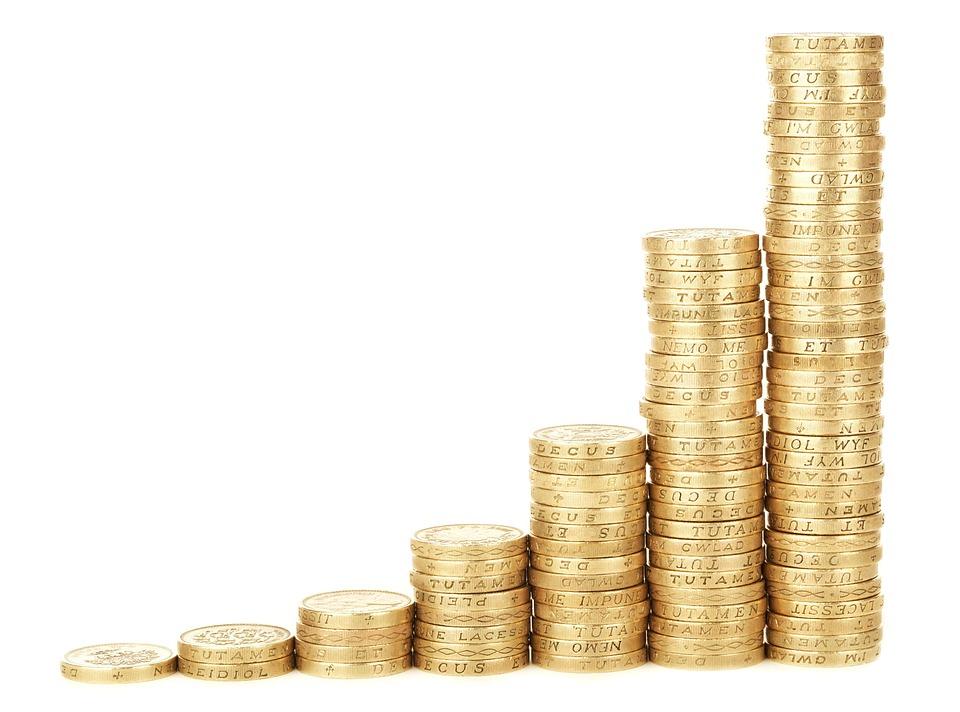 Achievement, Bar, Business, Chart, Coin, Coins, Diagram