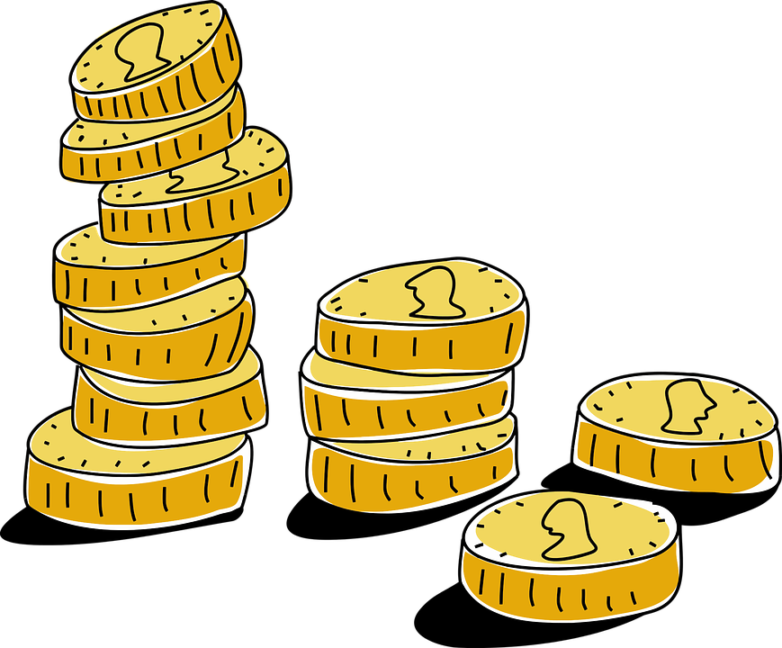 Business, Coins, Commerce, Currency, Gold, Money
