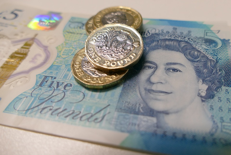 Currency, Money, Coin, Cash, Wealth, Pounds, Uk, Coins