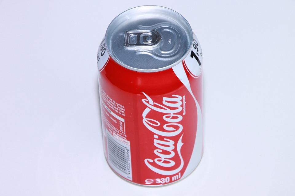 Can, Coca, Coke, Cola, Editorial, Food, Drink