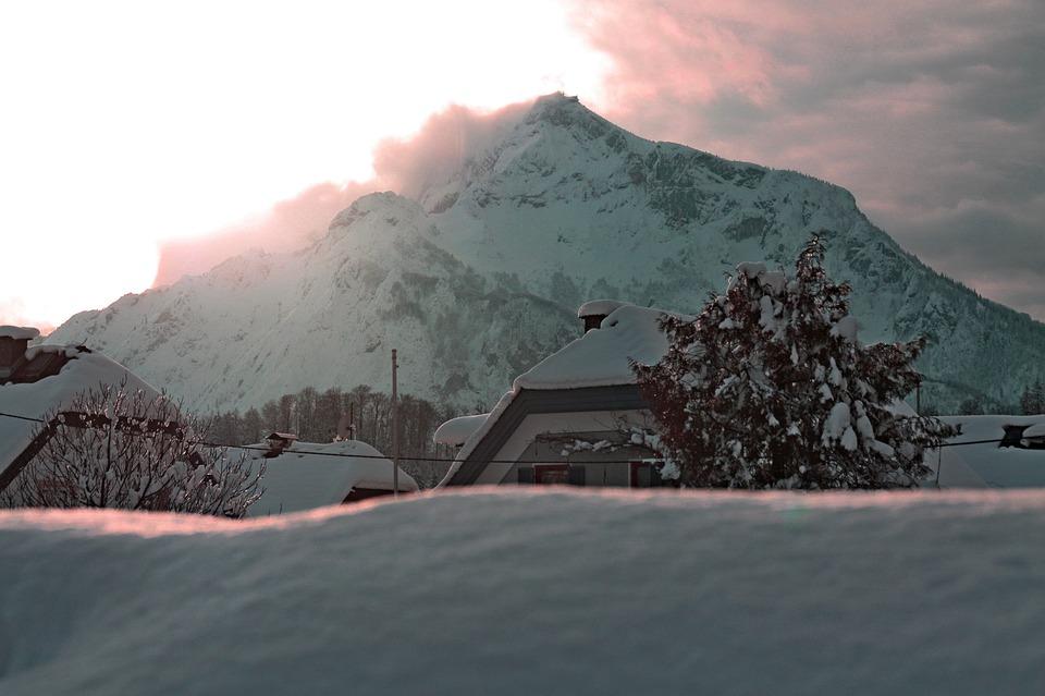 Winter, Snow, Snow Landscape, Alpine, Wintry, Cold