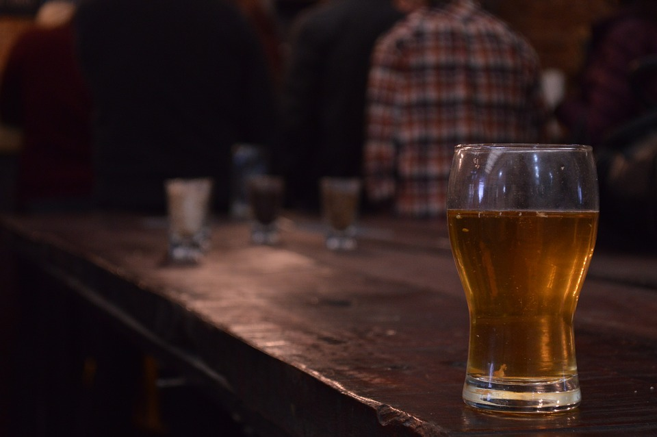 Beer, Cold, Bar