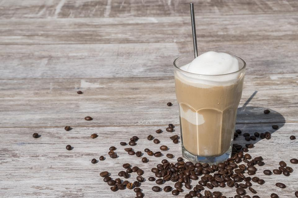 Iced Coffee, Coffee, Drink, Benefit From, Cold, Ice