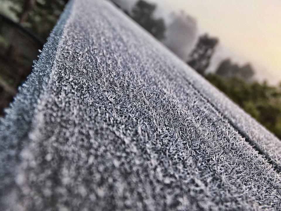 Ice, Frost, Winter, Cold, Frosting