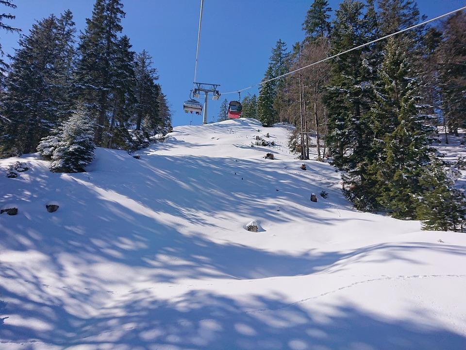 Winter, Ski, Skiing, Snow, Cold, Snowy, Sport, Nature