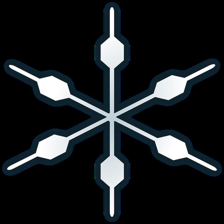 Snowflake, Snow, Flake, Winter, Cold, Holidays
