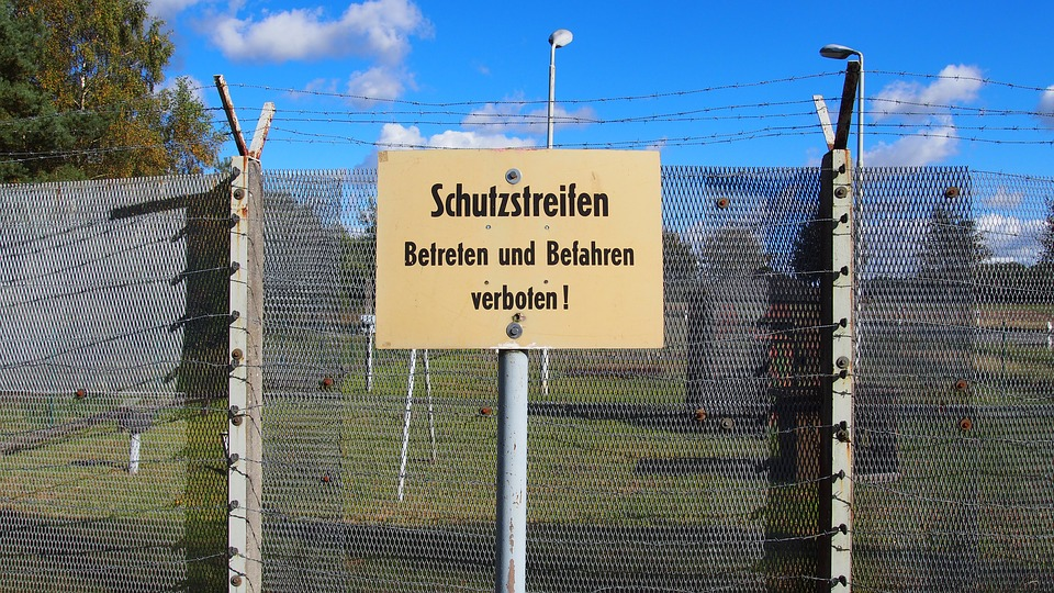 Ddr, Border, History, Germany, Cold War, East Germany