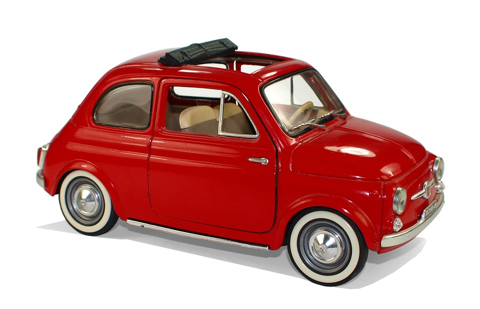 Fiat, Model Cars, Collect, Hobby, Leisure