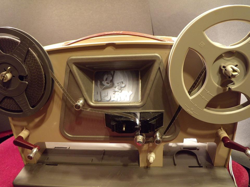 Viewer, Cinema, Amateur Film, Collection, Archive