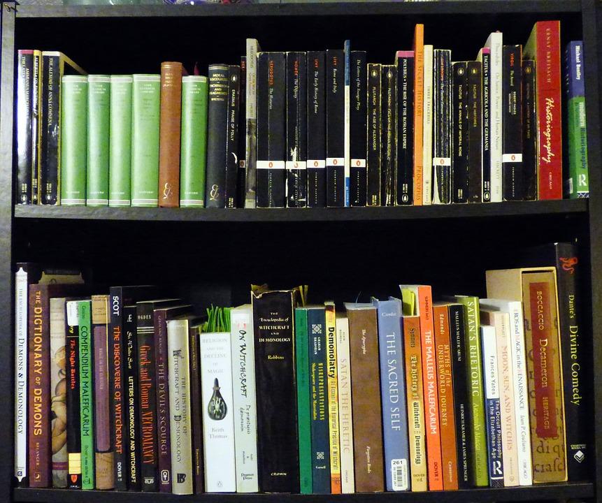 Bookshelf Collection Books Read Reading Classics